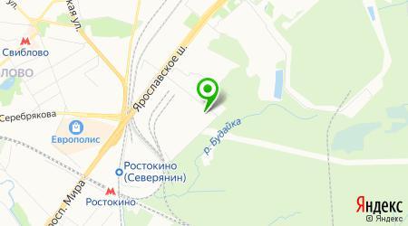 TopGear77 на карте